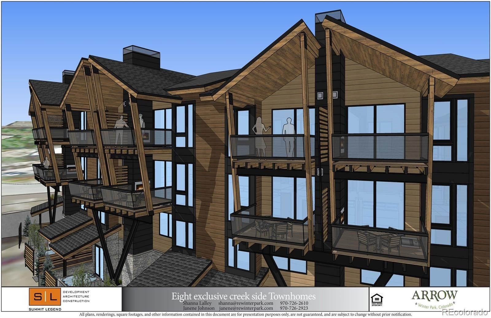 townhouses for Sale at 236 Lions Gate Drive Winter Park, Colorado 80482 United States