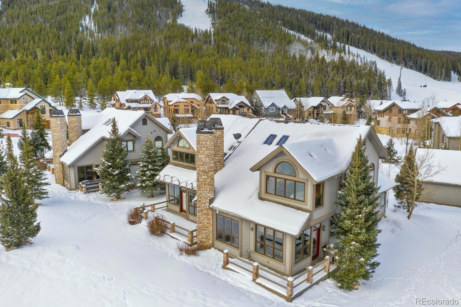 townhouses for Sale at 88 Fairway Lane Copper Mountain, Colorado 80443 United States