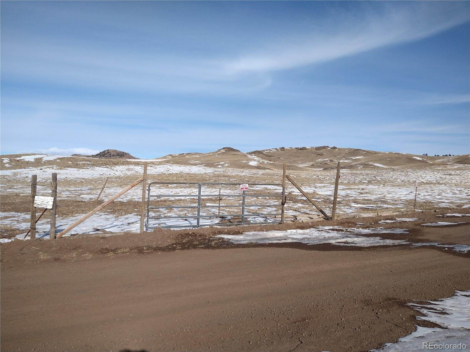 Land for Sale at 715 Ahlers Lane Hartsel, Colorado 80449 United States