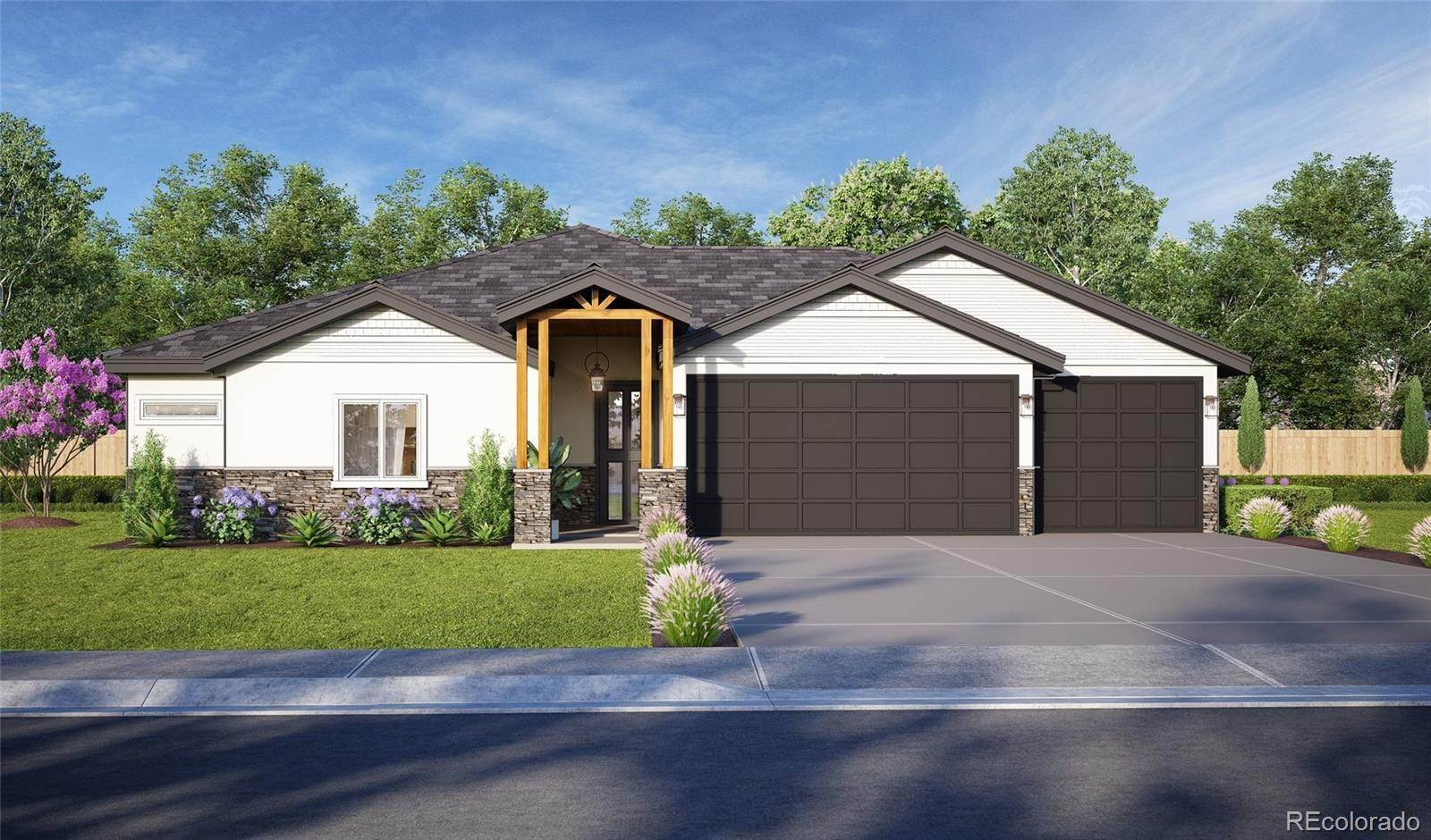 Single Family Homes pour l Vente à 2138 Bloomfield Avenue Grand Junction, Colorado 81505 États-Unis