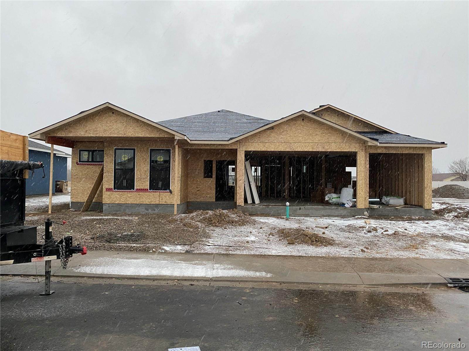 Single Family Homes pour l Vente à 815 Adams Drive Fruita, Colorado 81521 États-Unis