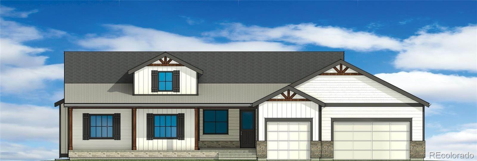 Single Family Homes for Sale at 9251 Meadow Farms Drive Milliken, Colorado 80543 United States