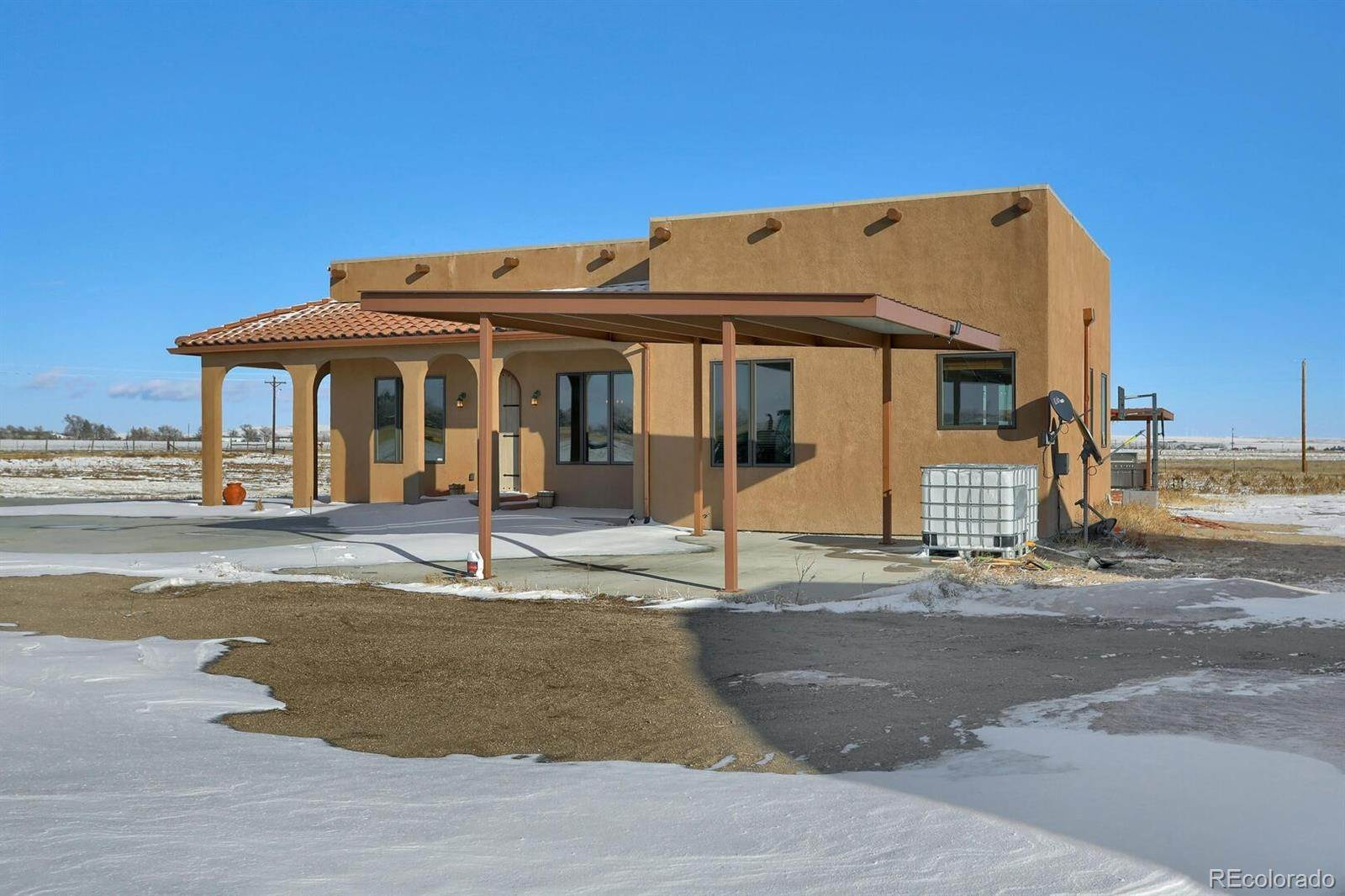 Single Family Homes por un Venta en 21435 Falcon Highway Peyton, Colorado 80831 Estados Unidos