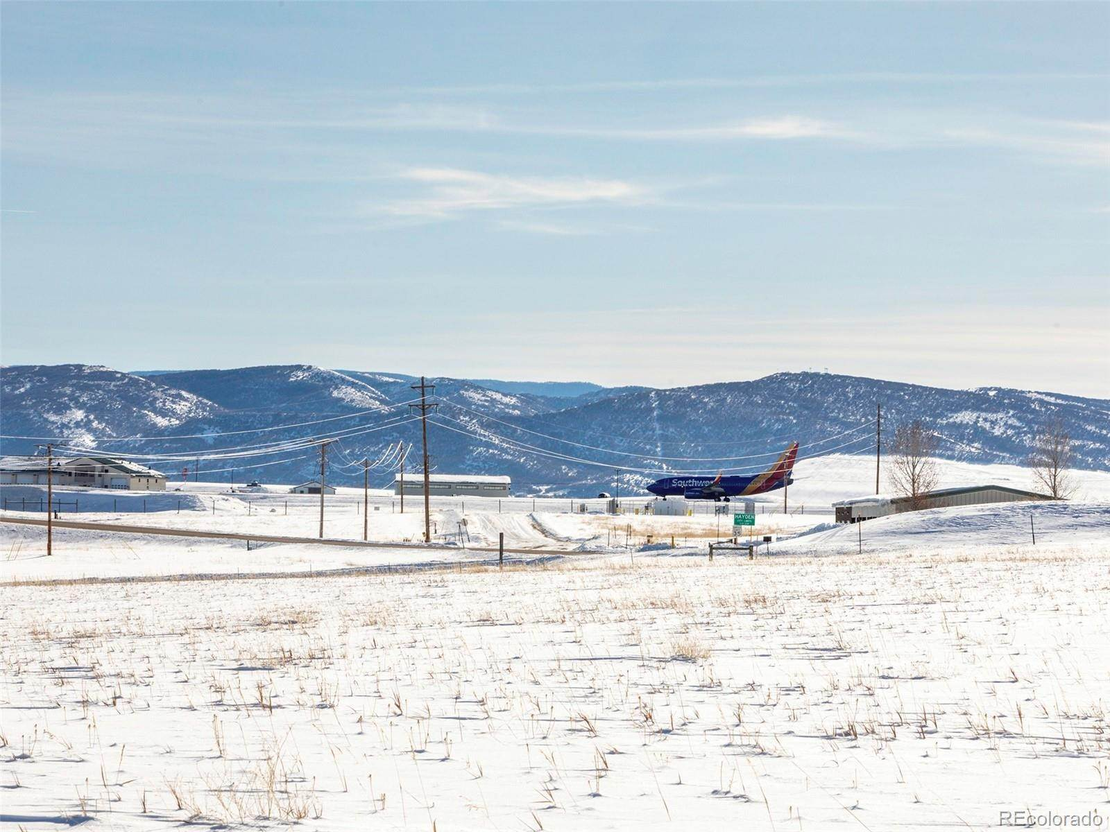 Land for Sale at Routt CR 51A Hayden, Colorado 81639 United States