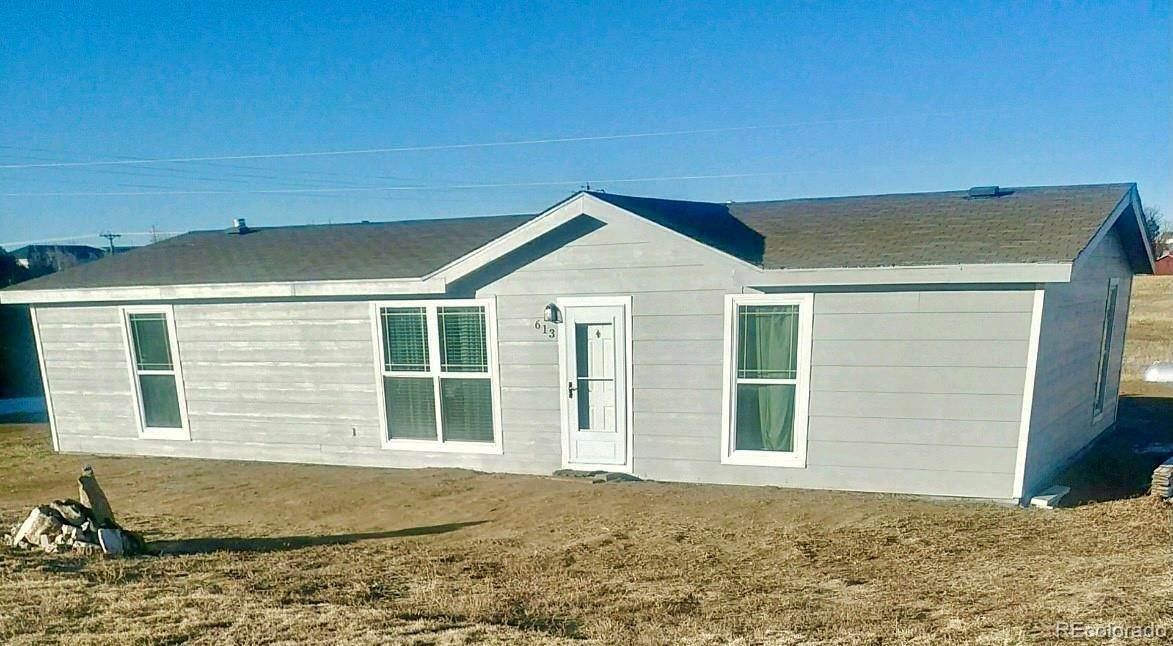 Single Family Homes por un Venta en 613 Arapahoe Avenue Simla, Colorado 80835 Estados Unidos
