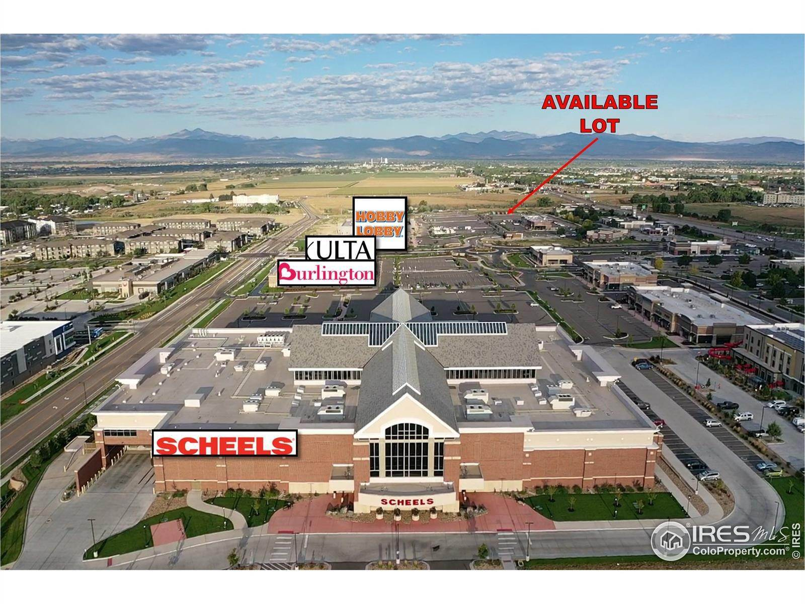 Land for Sale at 6200 E Eisenhower Boulevard Johnstown, Colorado 80534 United States
