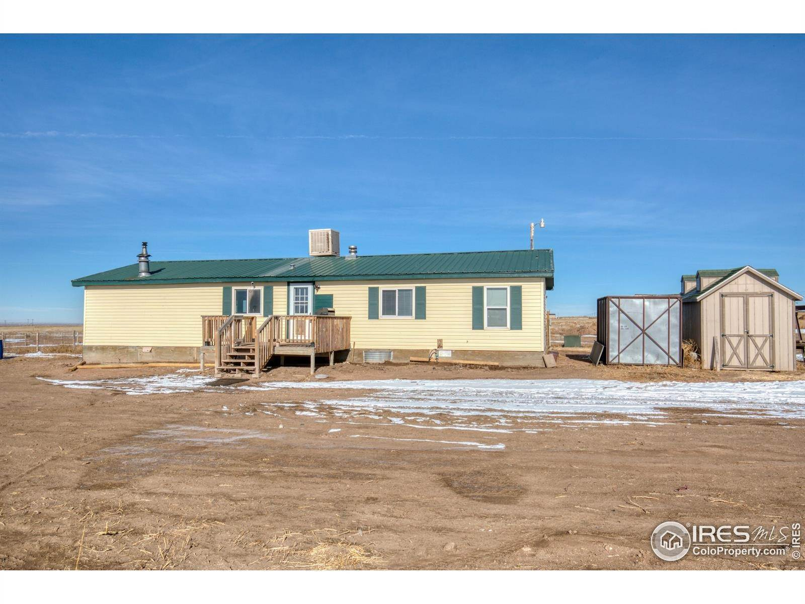 Farm for Sale at 47021 County Road 95 Briggsdale, Colorado 80611 United States