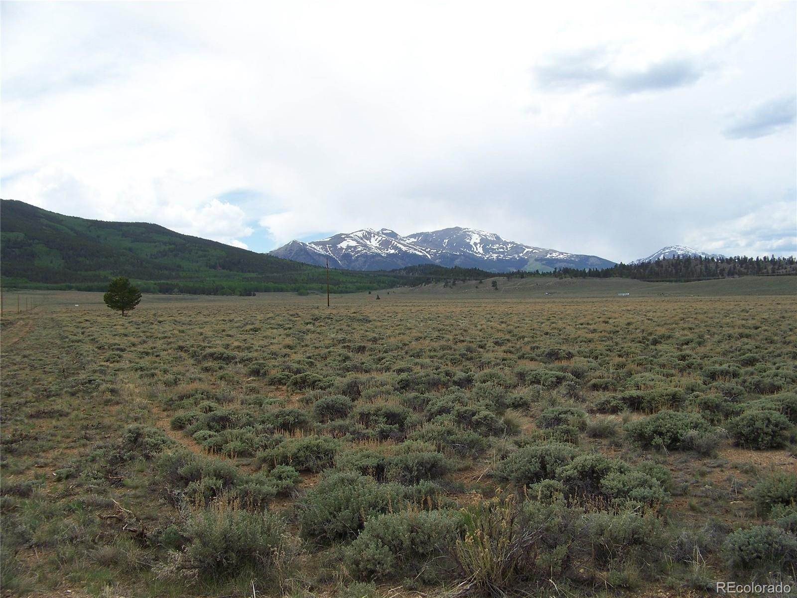 Land for Sale at Parcel 14 Tract 4 EE Hill Estates Twin Lakes, Colorado 81251 United States