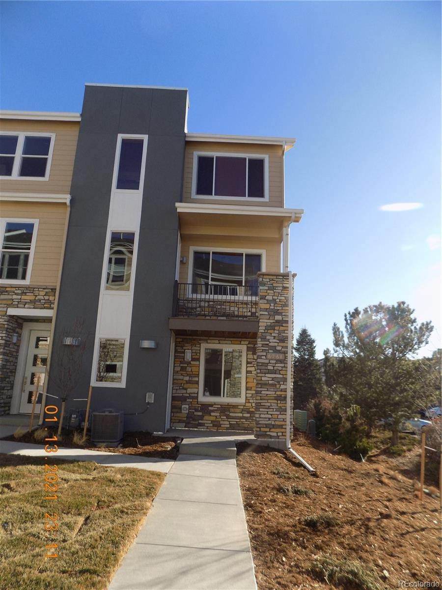 townhouses at 6761 S Tempe Court Aurora, Colorado 80016 United States