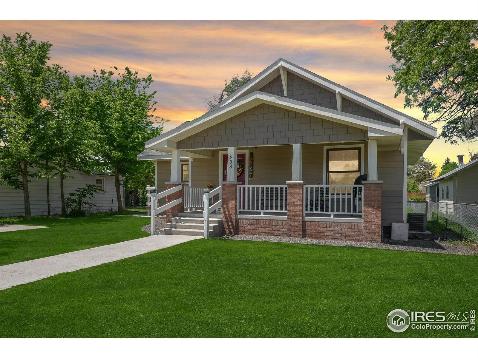Single Family Homes for Sale at 208 N Washington Avenue Fleming, Colorado 80728 United States
