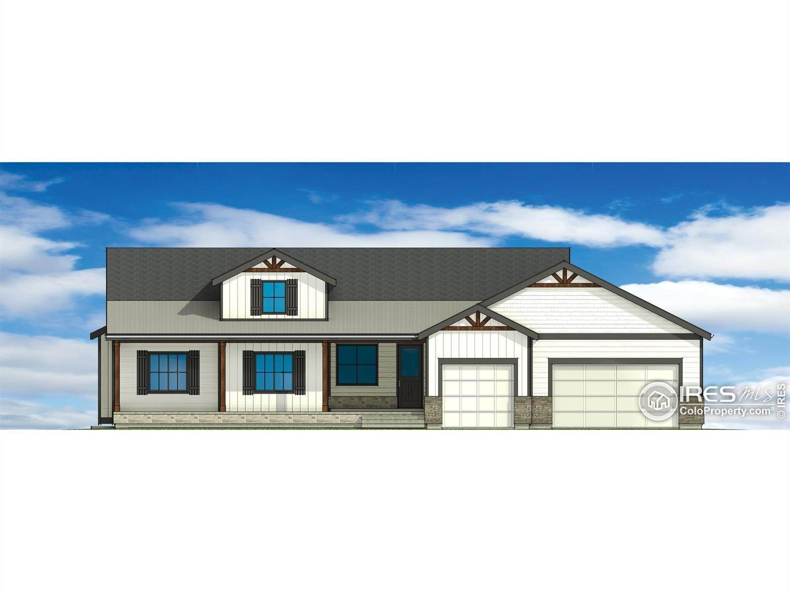 Single Family Homes pour l Vente à 9251 Meadow Farms Drive Milliken, Colorado 80543 États-Unis