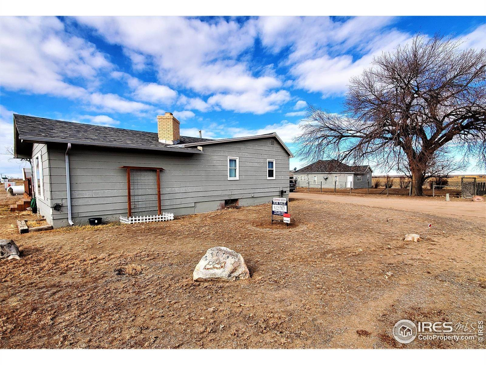 Single Family Homes for Sale at 23019 County Road 33.5 Hillrose, Colorado 80733 United States
