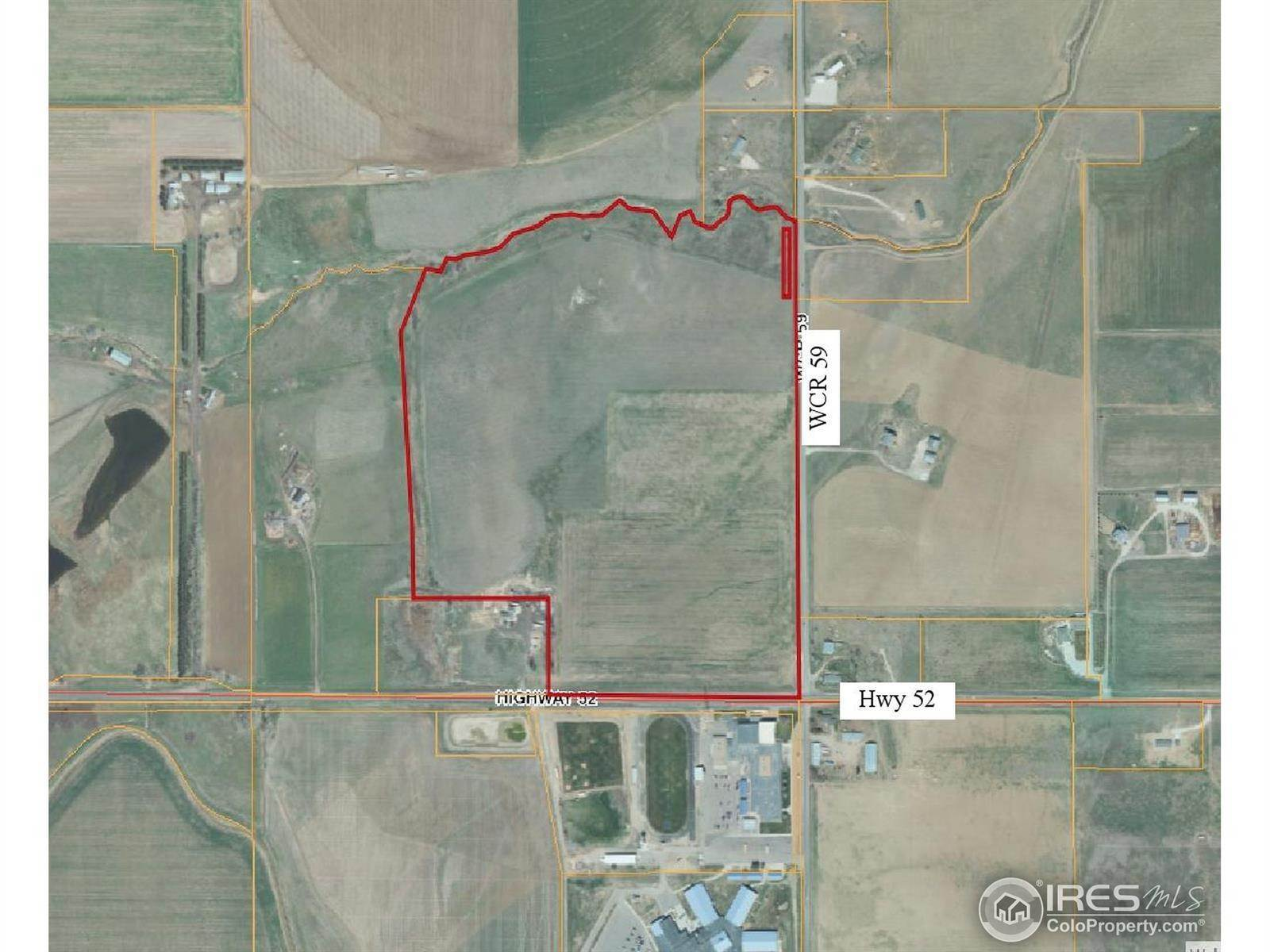 Farm for Sale at 28835 Highway 52 Keenesburg, Colorado 80643 United States