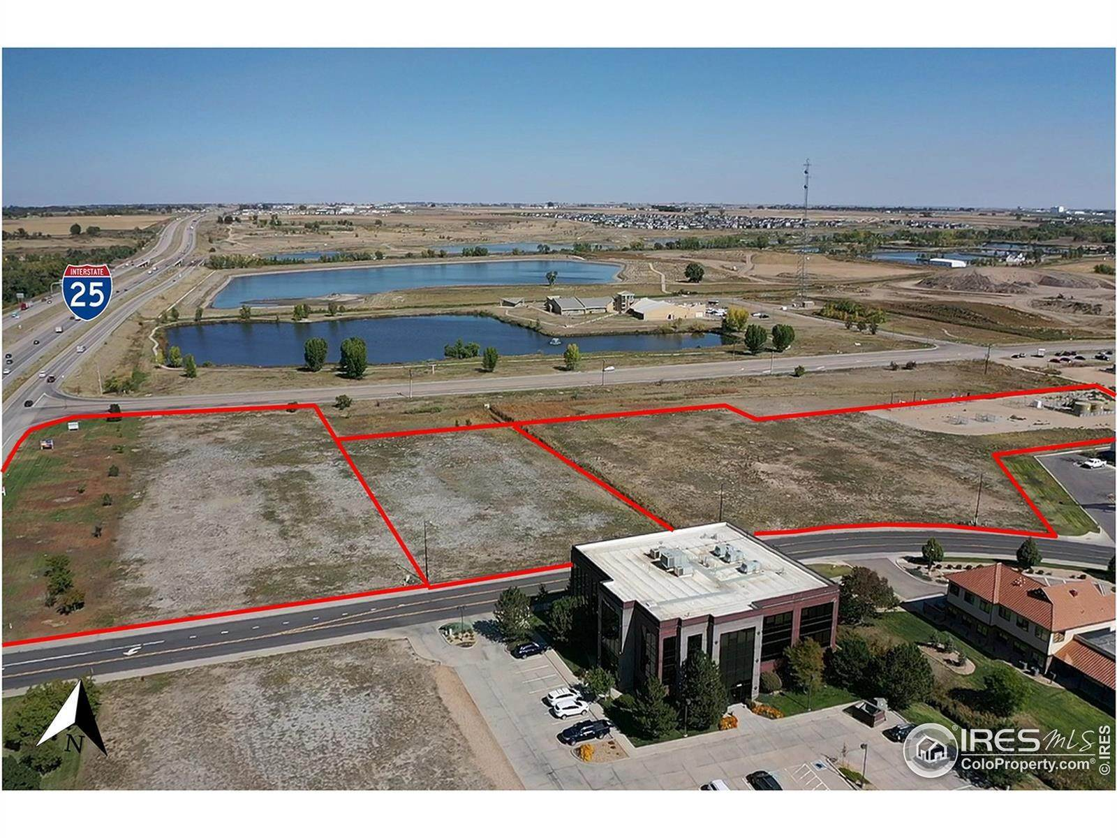 Land for Sale at 11409 Business Park Circle Firestone, Colorado 80504 United States