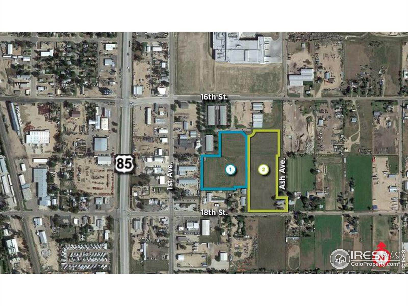 Land for Sale at 403 E 18th Street Greeley, Colorado 80631 United States