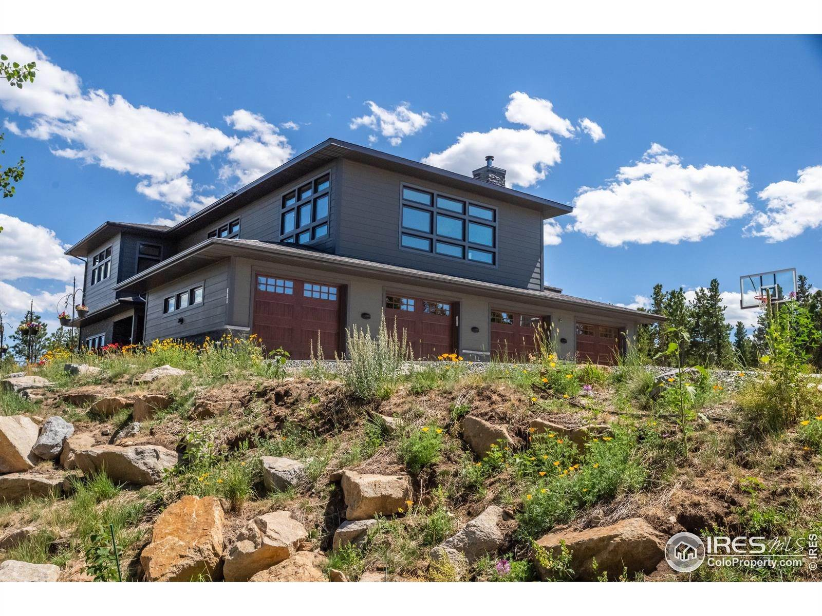 Single Family Homes for Sale at 315 Indian Peaks Drive Nederland, Colorado 80466 United States