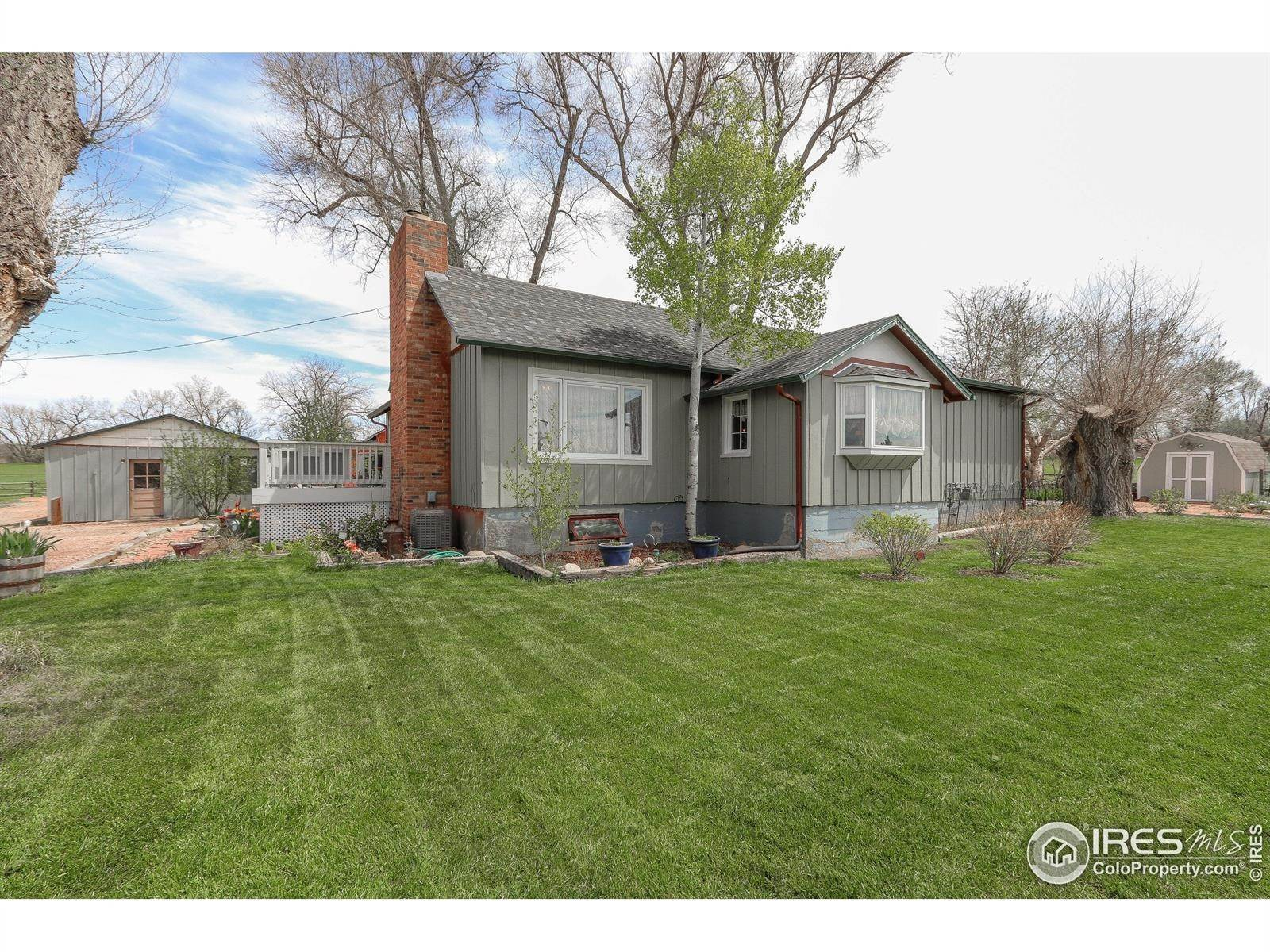 Single Family Homes for Sale at 21846 County Road 17 Johnstown, Colorado 80534 United States