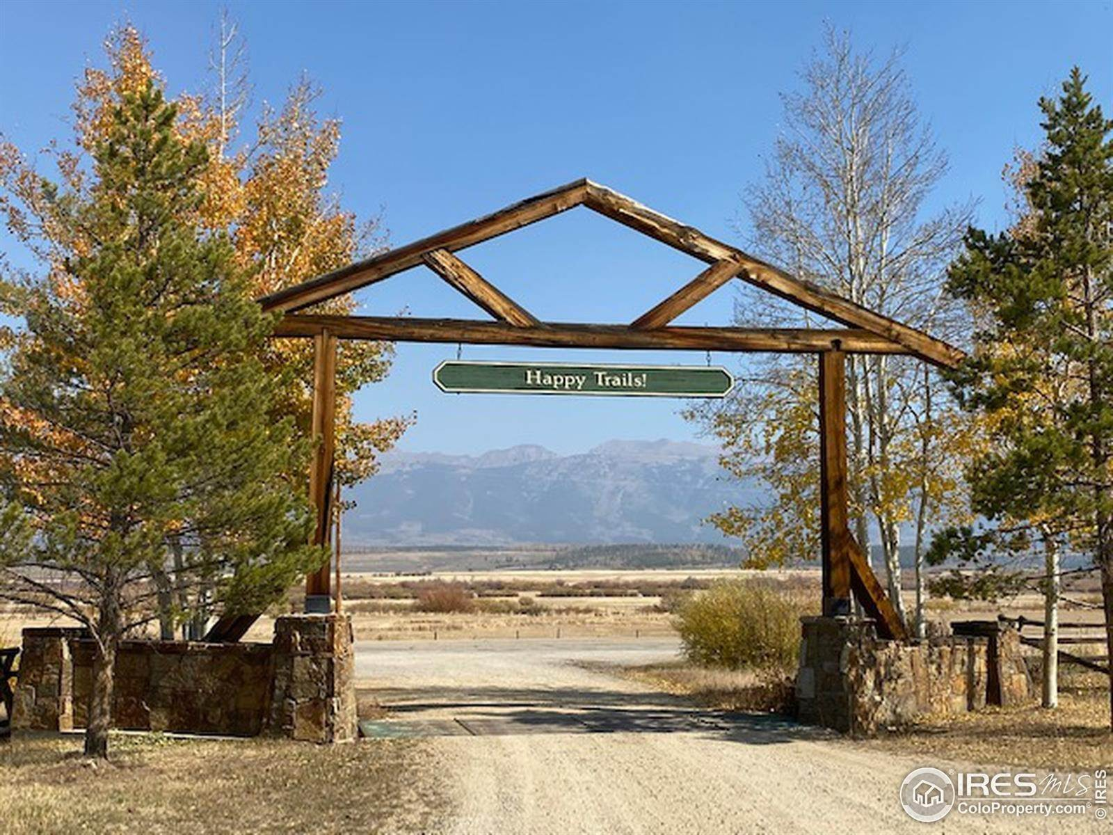 Land for Sale at Address not available Walden, Colorado 80480 United States