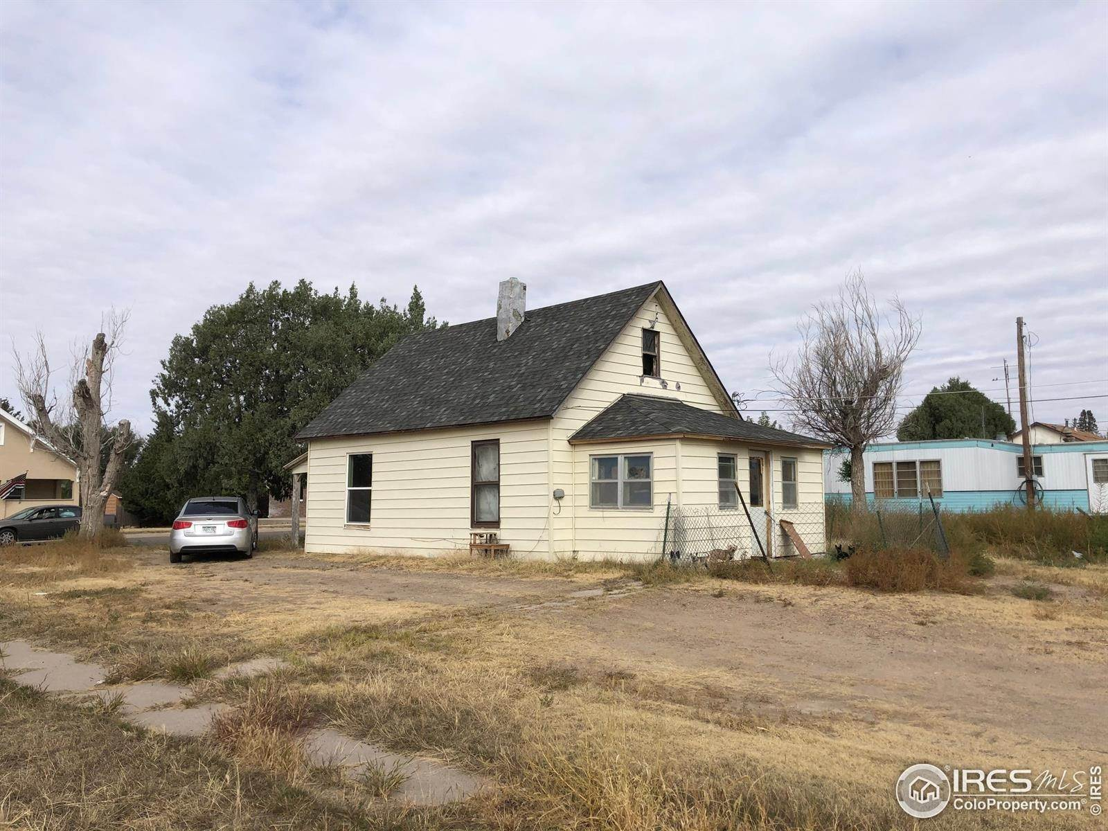 Single Family Homes for Sale at 10 W 6th Street Cheyenne Wells, Colorado 80810 United States