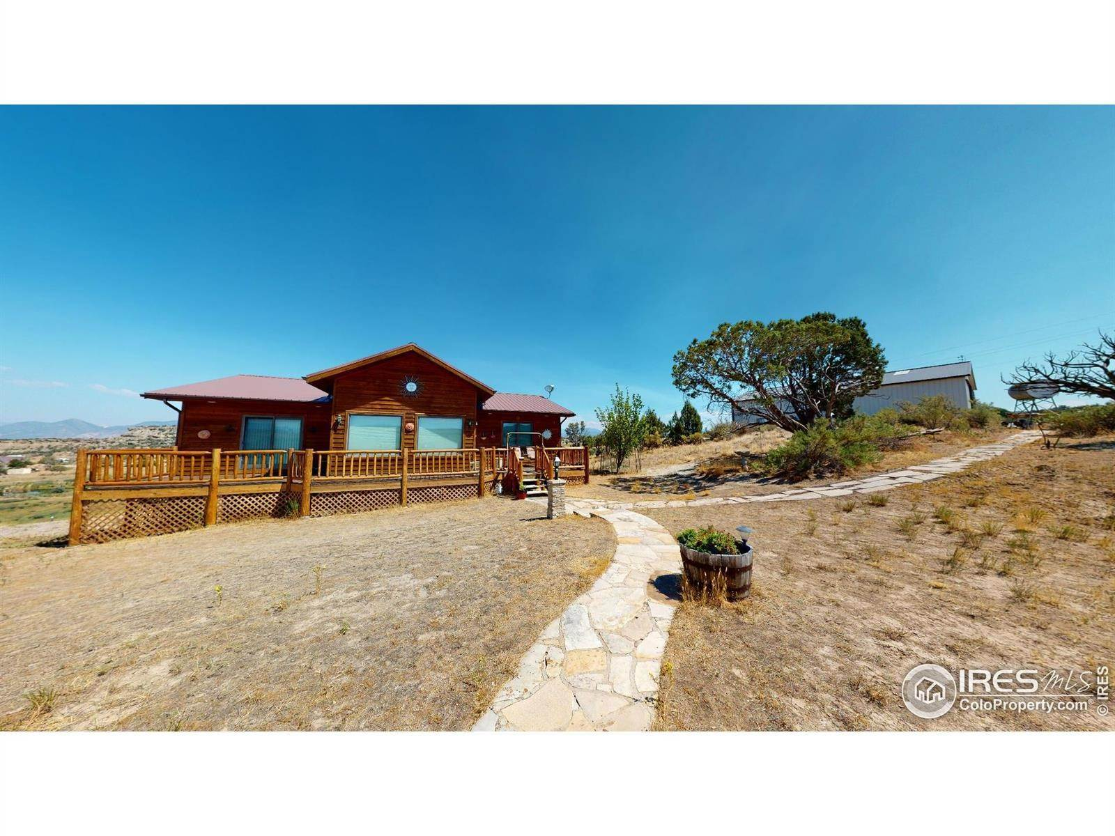 Single Family Homes por un Venta en 795 County Road 326 Silt, Colorado 81652 Estados Unidos