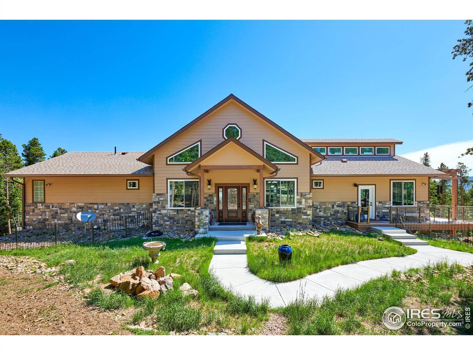 Single Family Homes por un Venta en 1 Quentin Lane Black Hawk, Colorado 80422 Estados Unidos