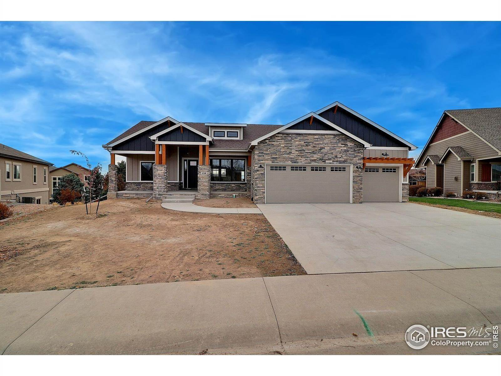 Single Family Homes for Sale at 4750 Sorrel Lane Johnstown, Colorado 80534 United States