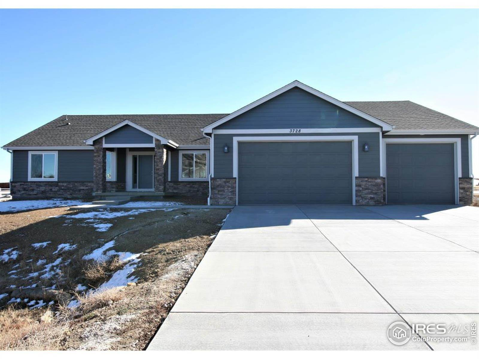 Single Family Homes for Sale at 3728 Golden Eagle Drive Dacono, Colorado 80514 United States