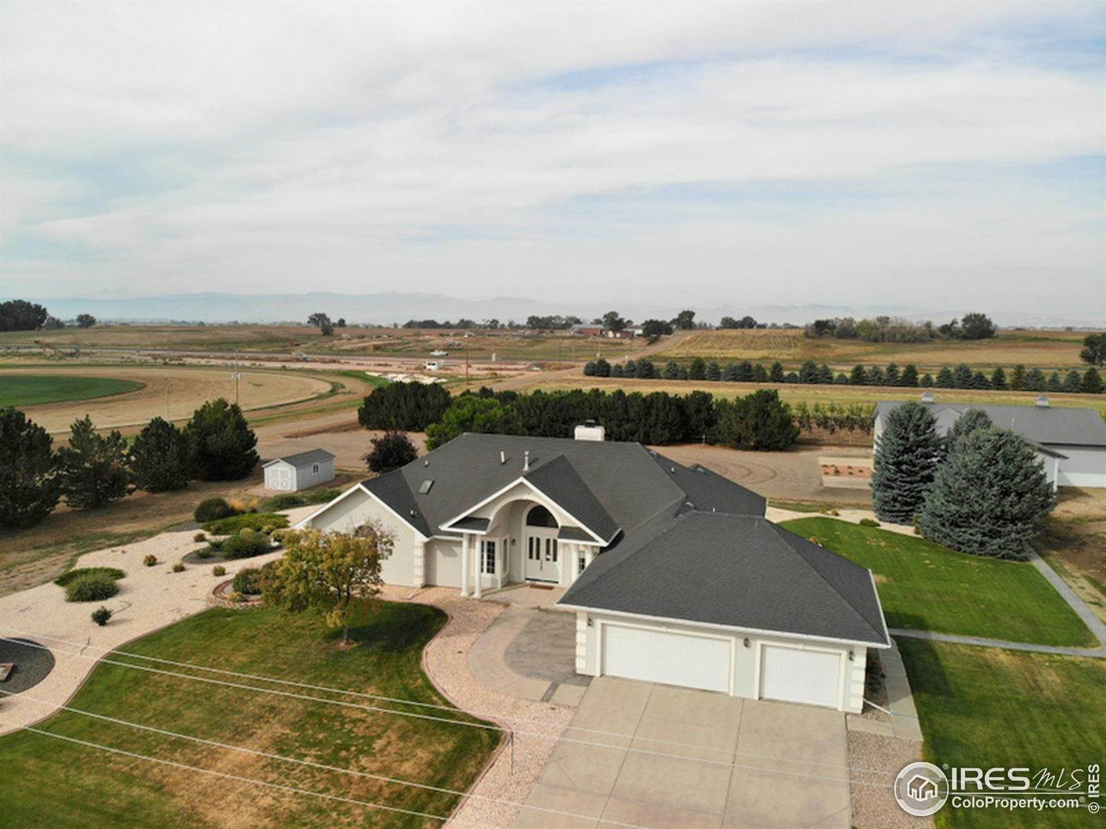 Single Family Homes for Sale at 10759 N County Road 7 Wellington, Colorado 80549 United States