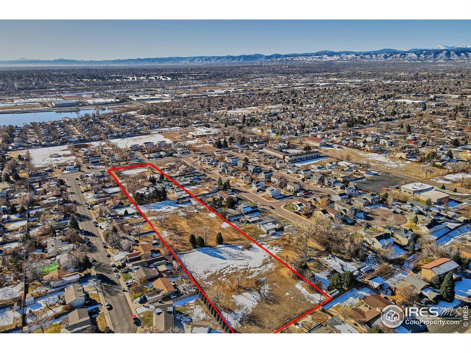 Land for Sale at 4147 W 64th Avenue Arvada, Colorado 80003 United States
