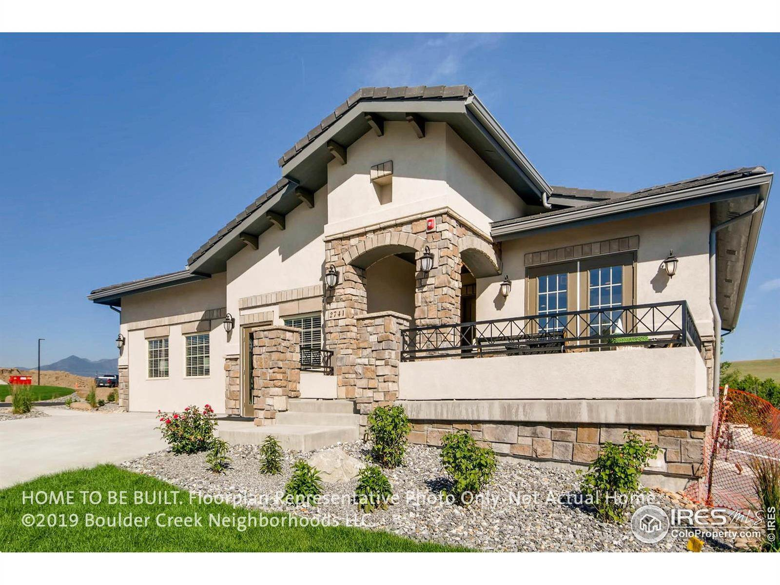 Single Family Homes por un Venta en 2945 Bella Place Superior, Colorado 80027 Estados Unidos