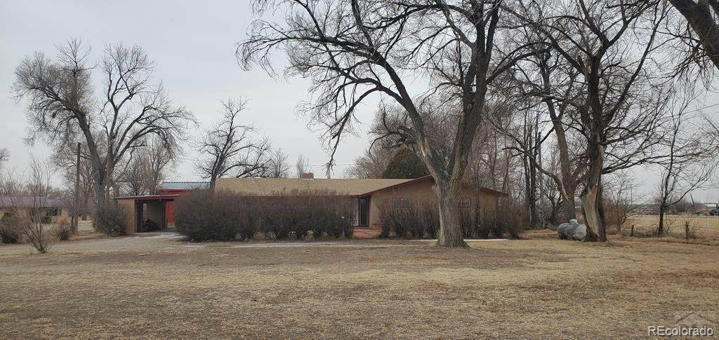 Single Family Homes por un Venta en 11470 Hwy 50 Las Animas, Colorado 81054 Estados Unidos