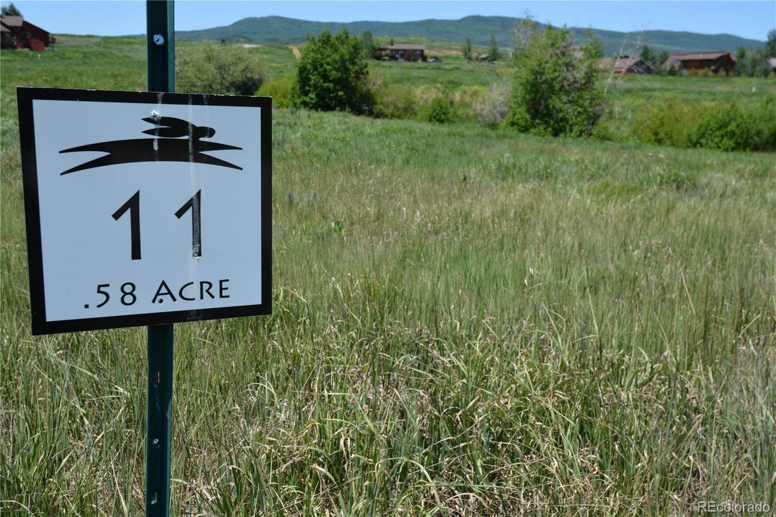 Land for Sale at 23520 Stagehorn Trail Oak Creek, Colorado 80467 United States