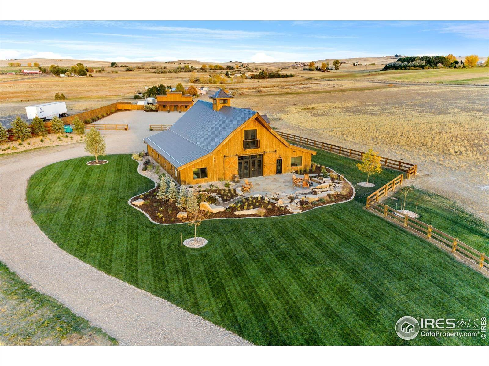 Single Family Homes for Sale at 5605 E County Road 60 Wellington, Colorado 80549 United States