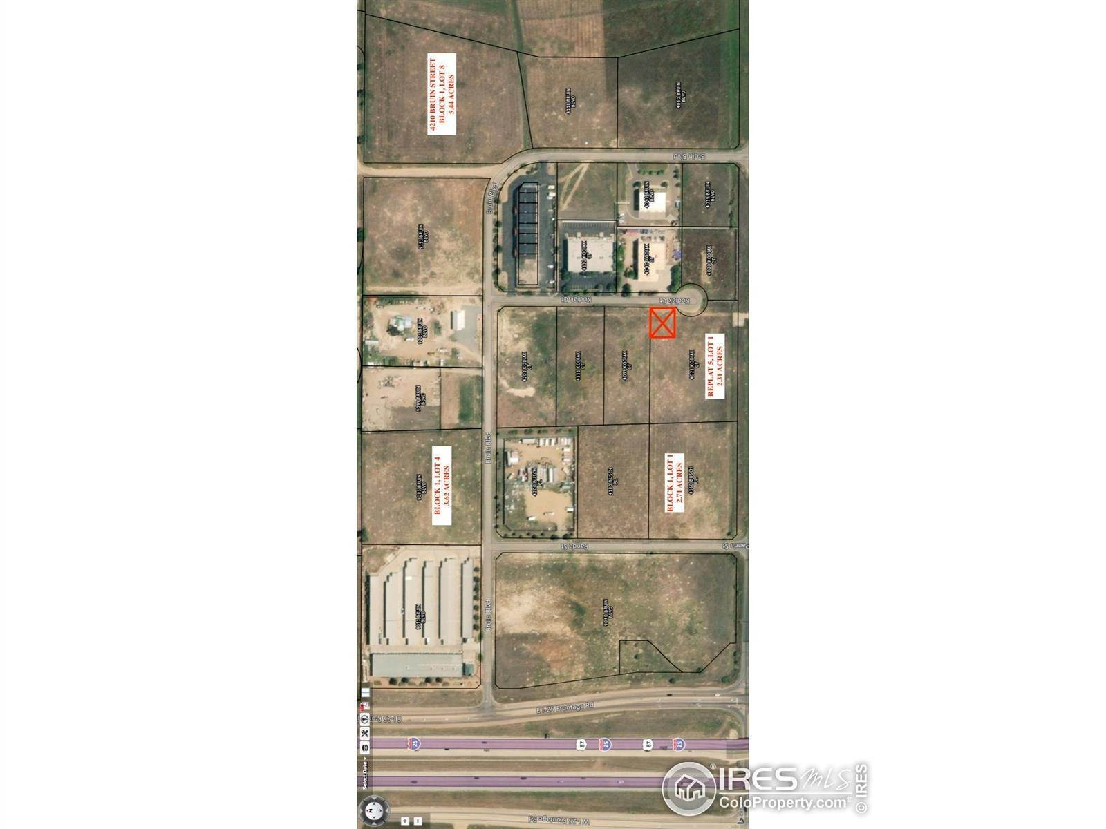 Land for Sale at 4160 Busch Place Frederick, Colorado 80504 United States