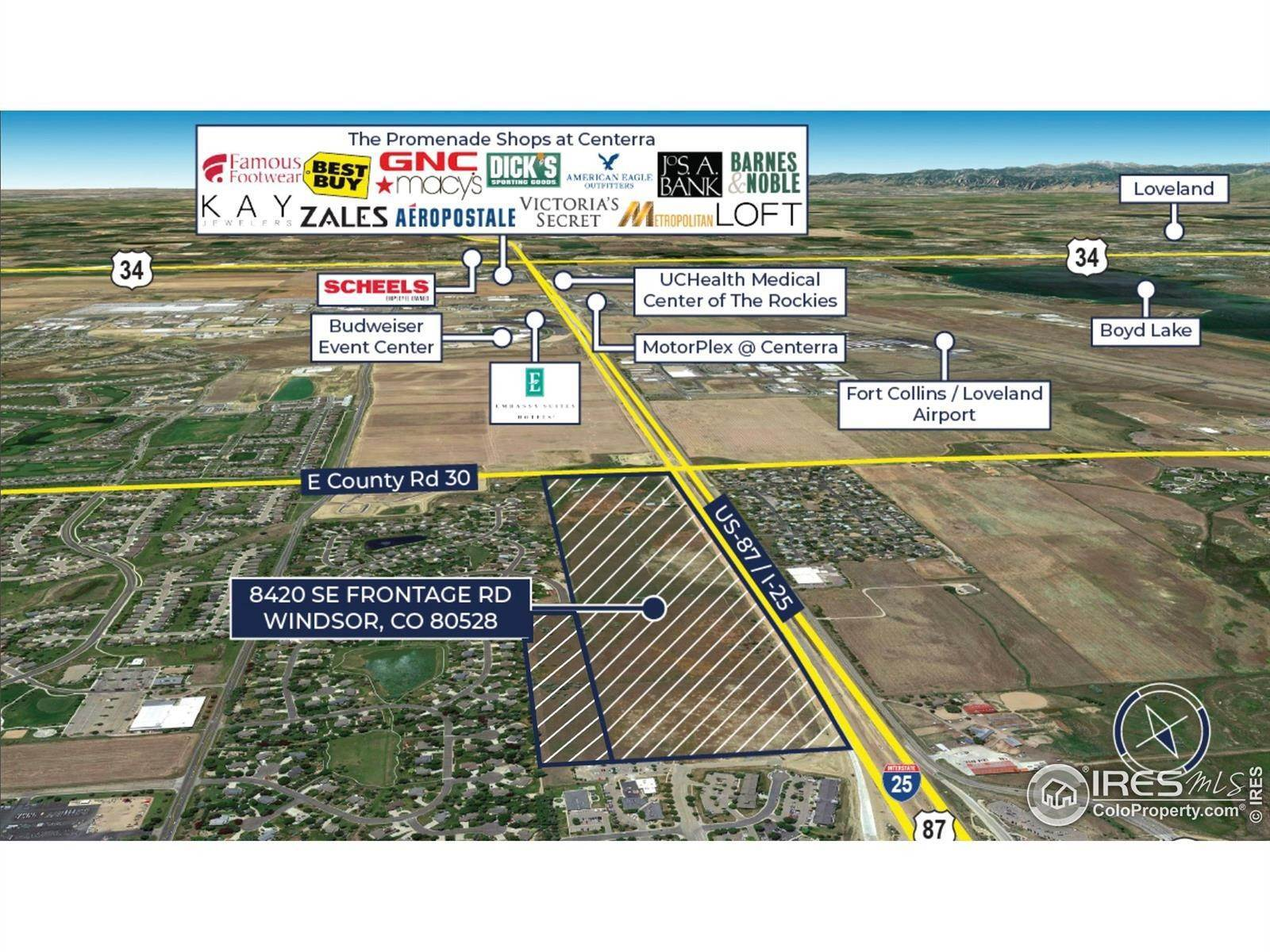 Land for Sale at Royal Vista Circle Windsor, Colorado 80528 United States