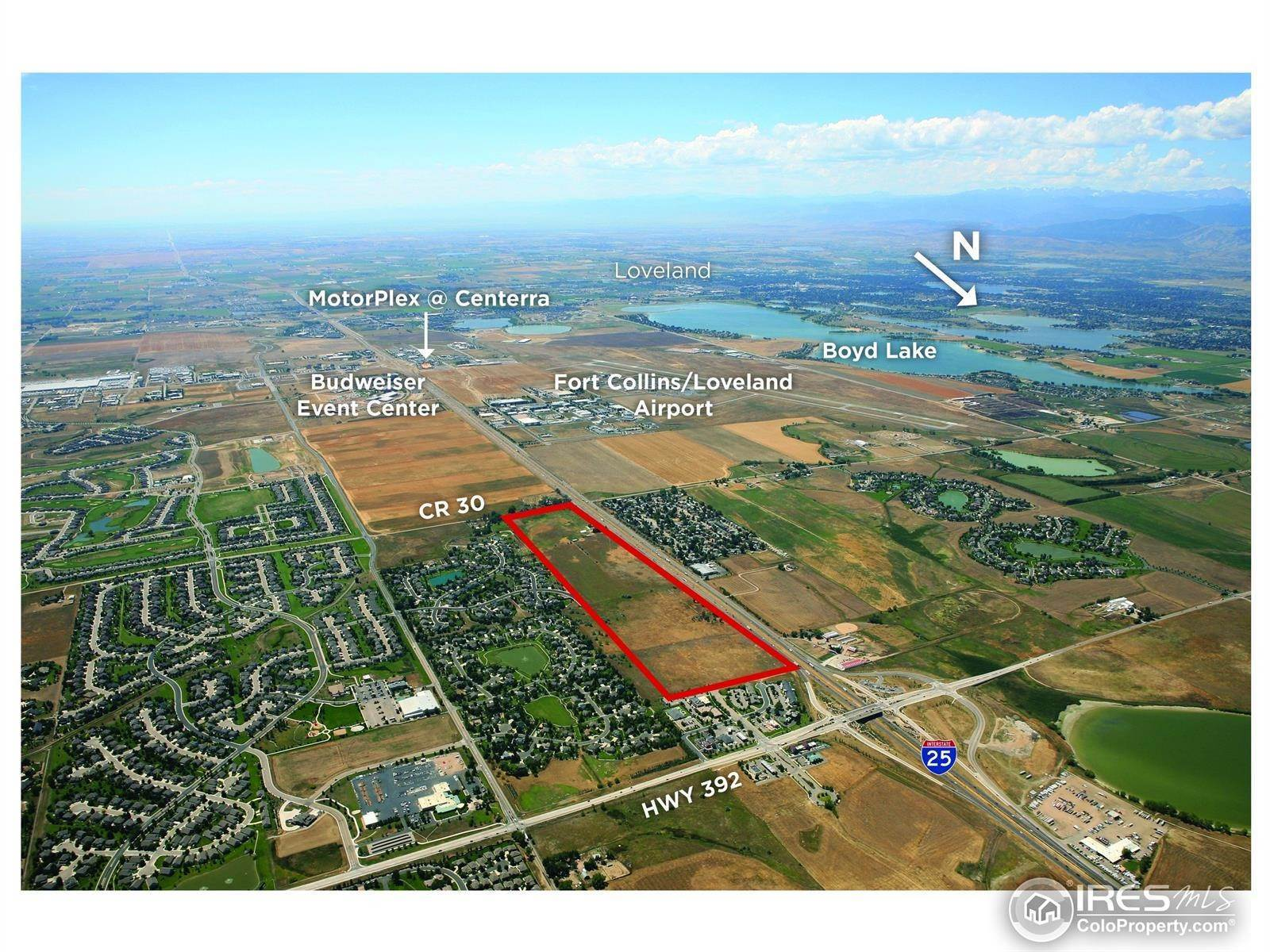 7. Land for Sale at Royal Vista Circle Windsor, Colorado 80528 United States