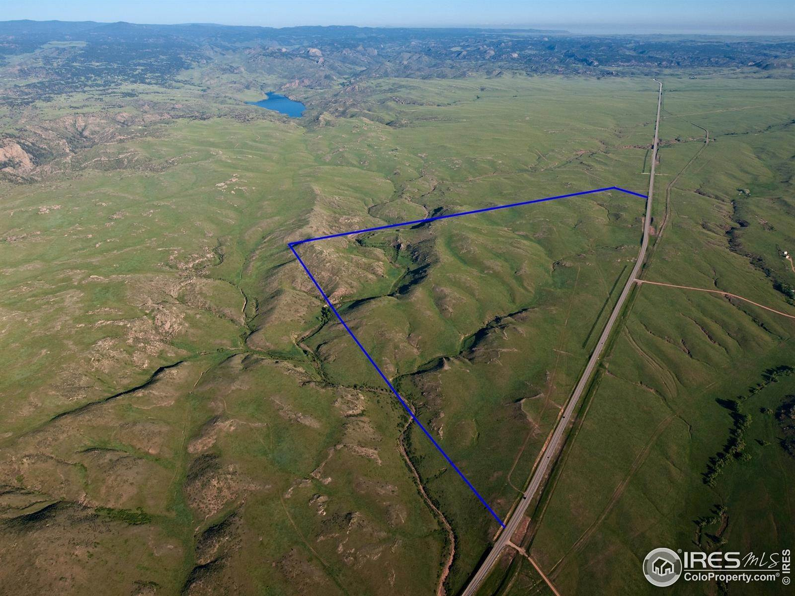Farm for Sale at N US 287 Highway Livermore, Colorado 80536 United States