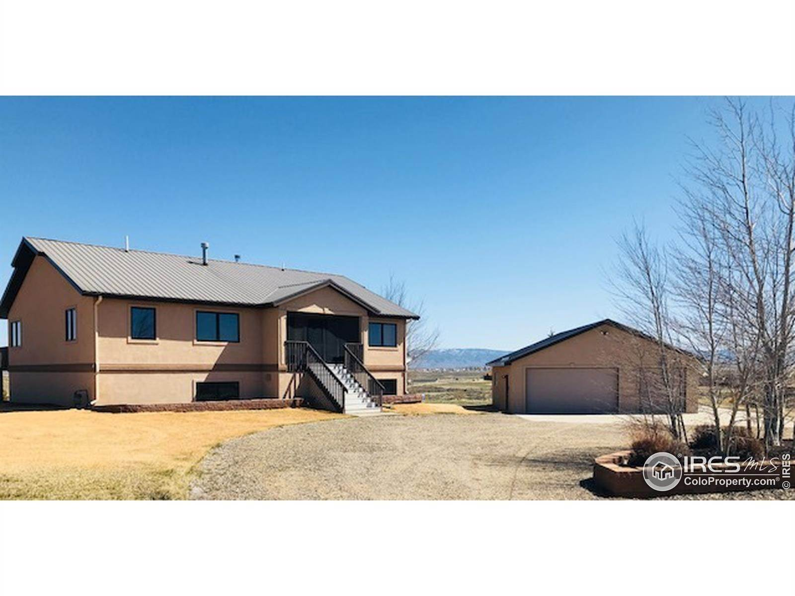 Single Family Homes for Sale at 301 Antelope Drive Walden, Colorado 80430 United States