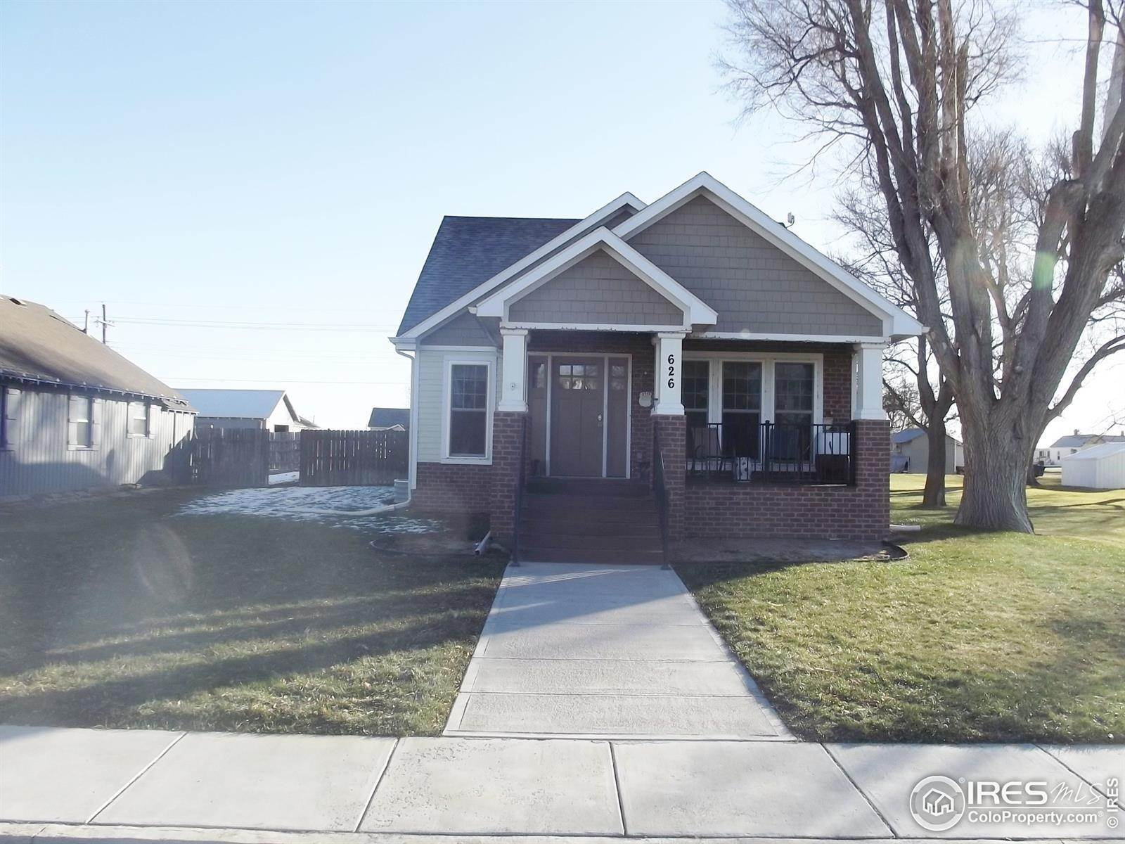 Single Family Homes por un Venta en 626 S Colorado Avenue Haxtun, Colorado 80731 Estados Unidos