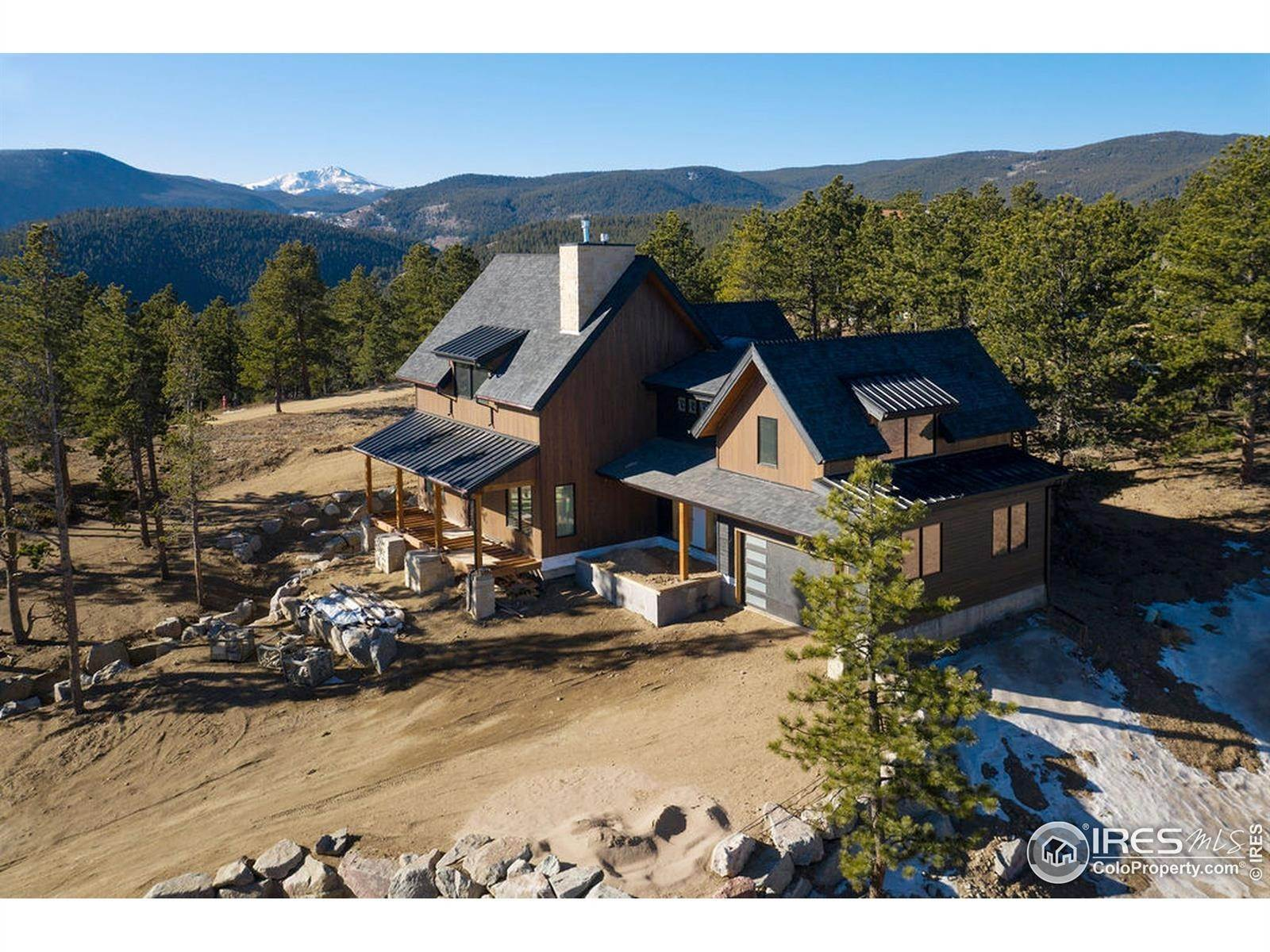 Single Family Homes for Sale at 7 Juneau Circle Nederland, Colorado 80466 United States