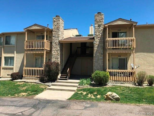 Condominiums at 840 Tenderfoot Hill Road Colorado Springs, Colorado 80906 United States
