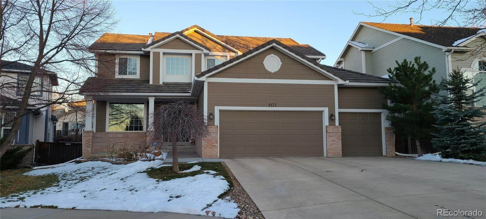 Single Family Homes pour l Vente à 9473 E Arbor Drive Englewood, Colorado 80111 États-Unis