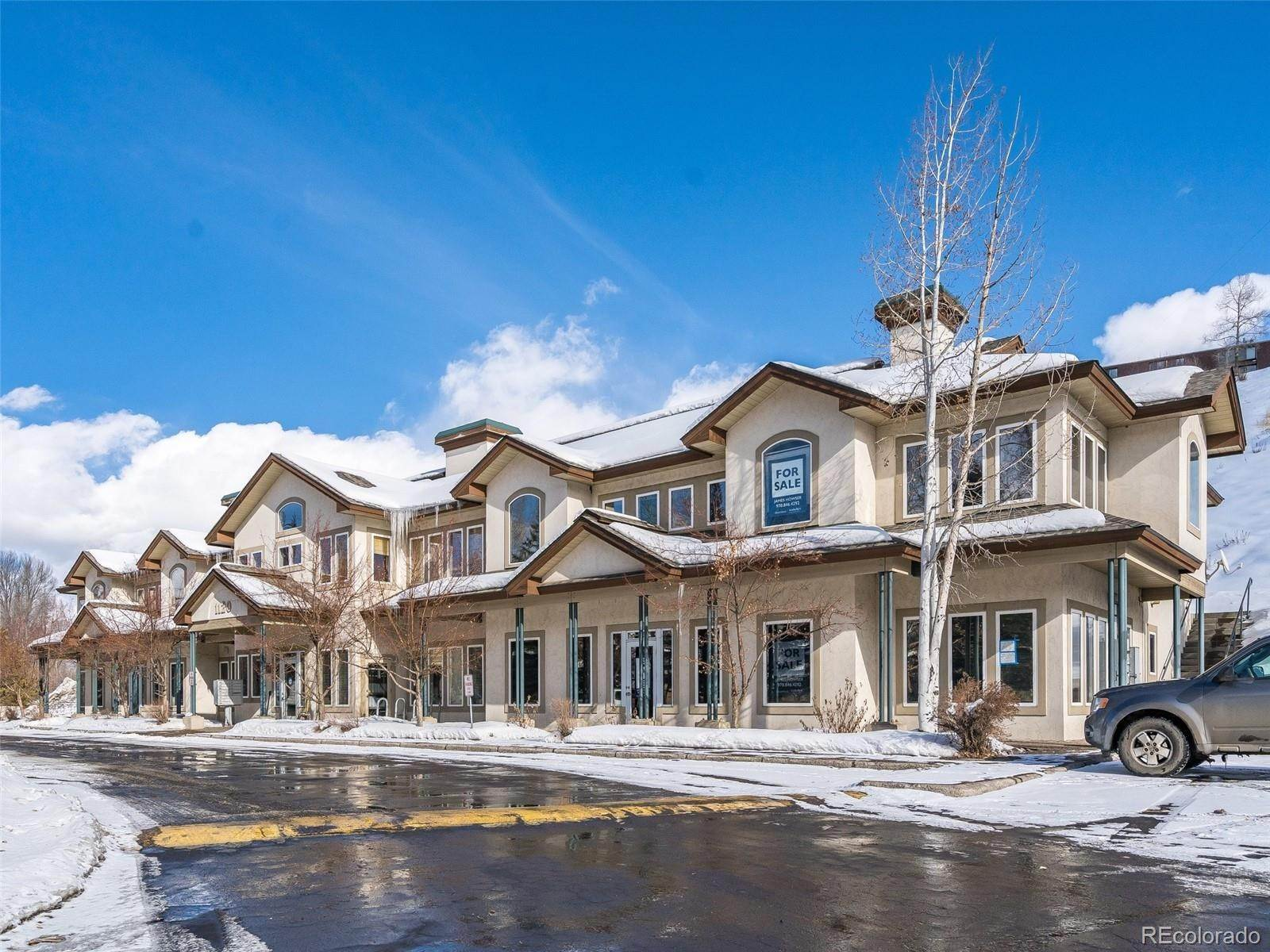 Single Family Homes for Sale at 1120 S Lincoln Avenue F Steamboat Springs, Colorado 80487 United States