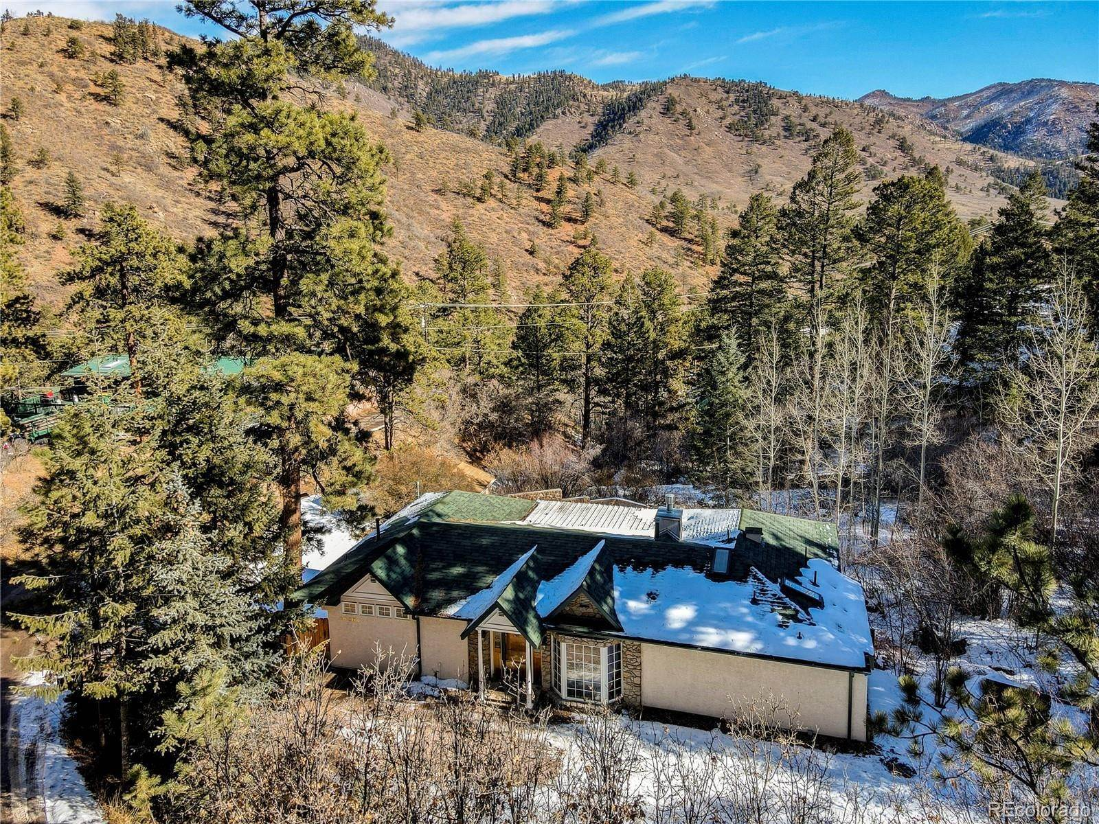 Single Family Homes por un Venta en 10204 Mountain Road Cascade, Colorado 80809 Estados Unidos