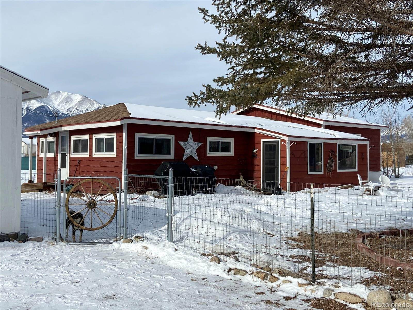 Single Family Homes pour l Vente à 11250 County Road 198 Nathrop, Colorado 81236 États-Unis