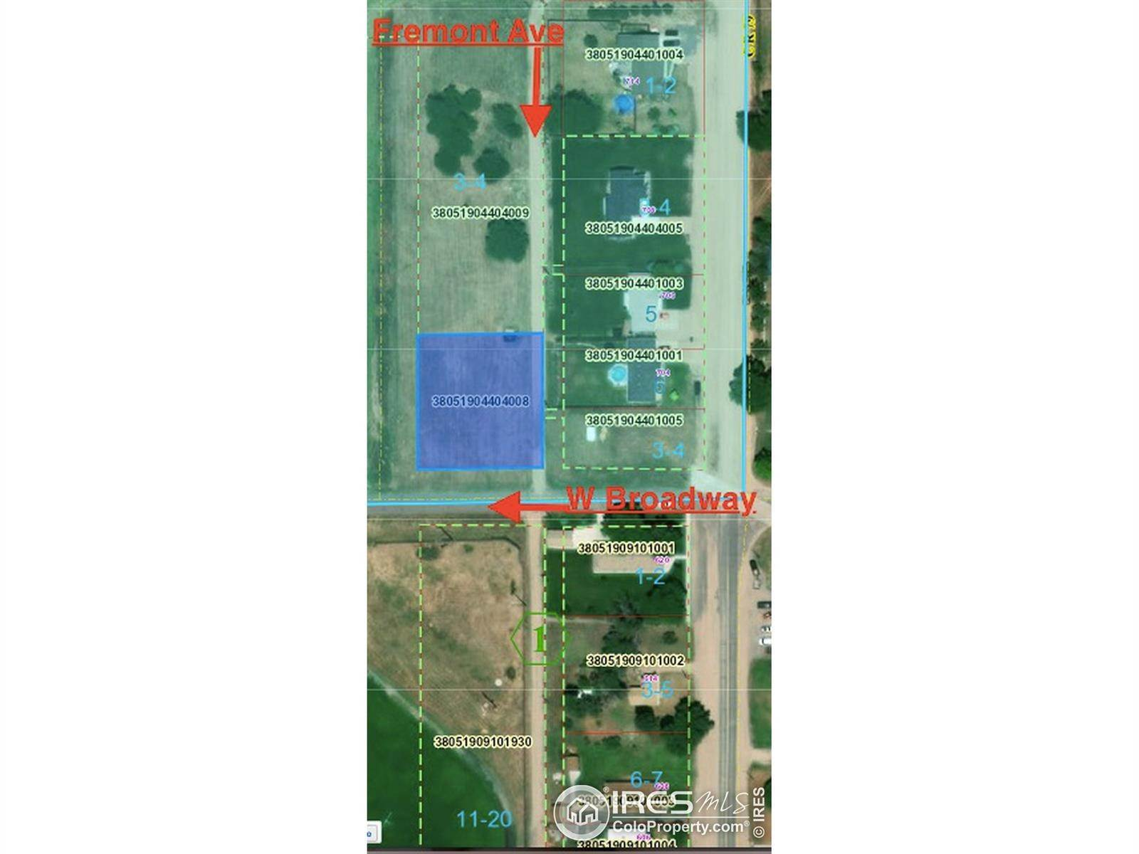 Land for Sale at Fremont Avenue Fleming, Colorado 80728 United States