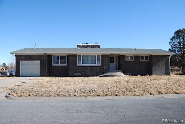 Single Family Homes for Sale at 190 W 9th Street Cheyenne Wells, Colorado 80810 United States