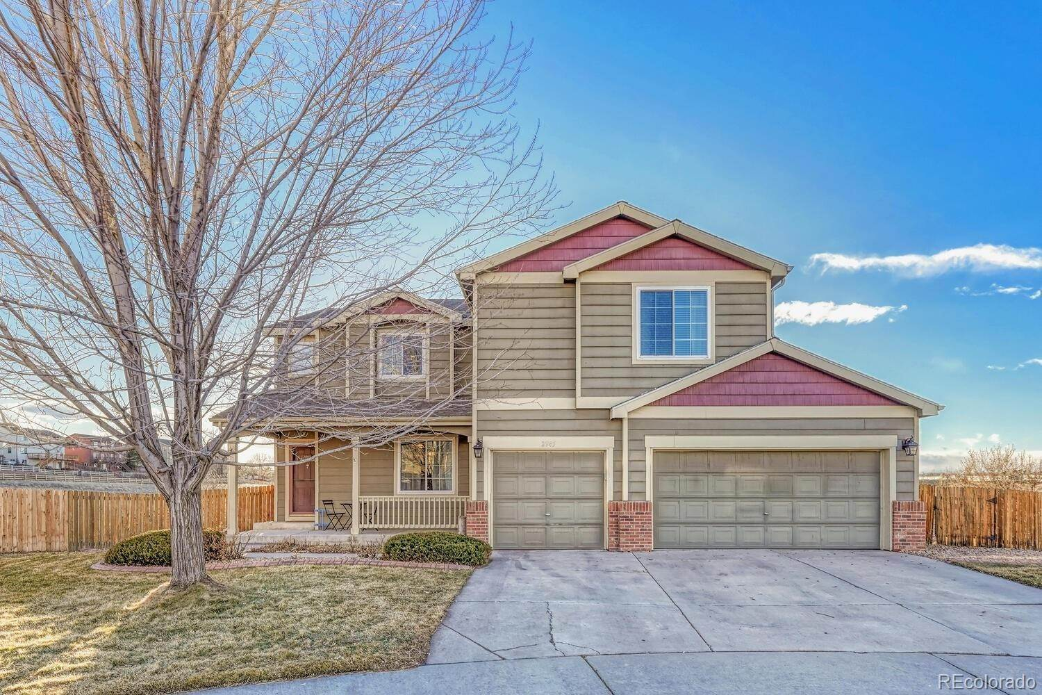 Single Family Homes por un Venta en 2945 E 108th Drive Northglenn, Colorado 80233 Estados Unidos