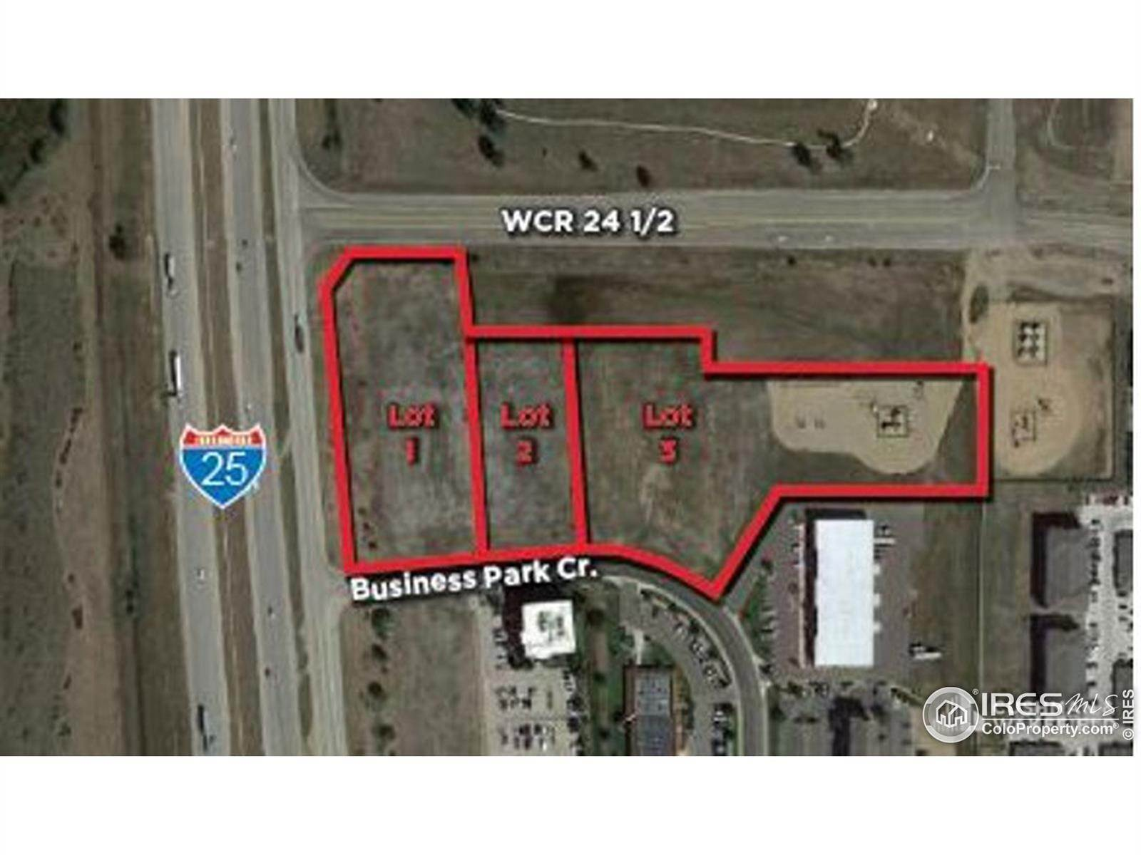 Land for Sale at Del Camino Business Park Lot 3 Firestone, Colorado 80504 United States