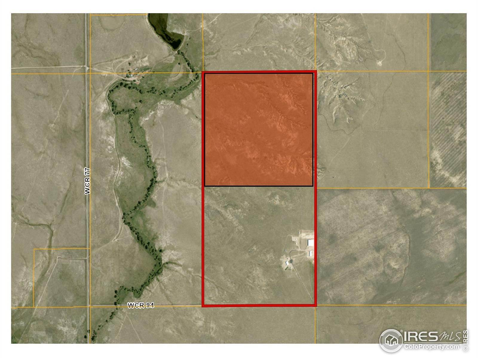 Farm for Sale at 160 County Road 77 Briggsdale, Colorado 80611 United States